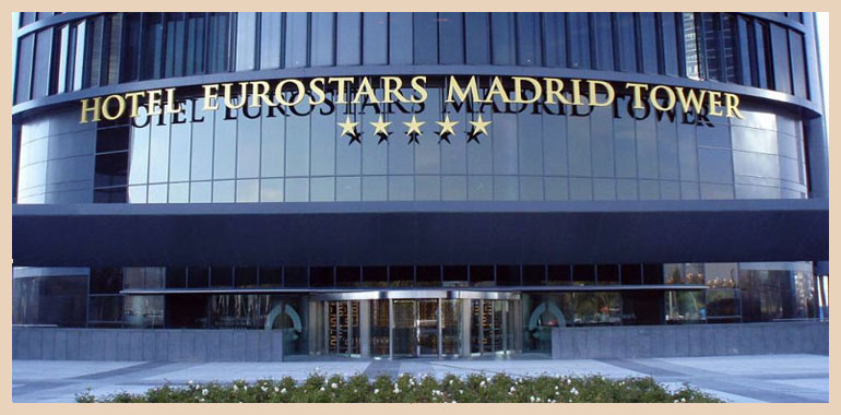 Hotel Eurostar Madrid